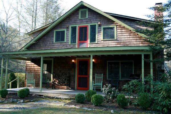 Cashiers Cabin North Carolina S Brookings Cashiers
