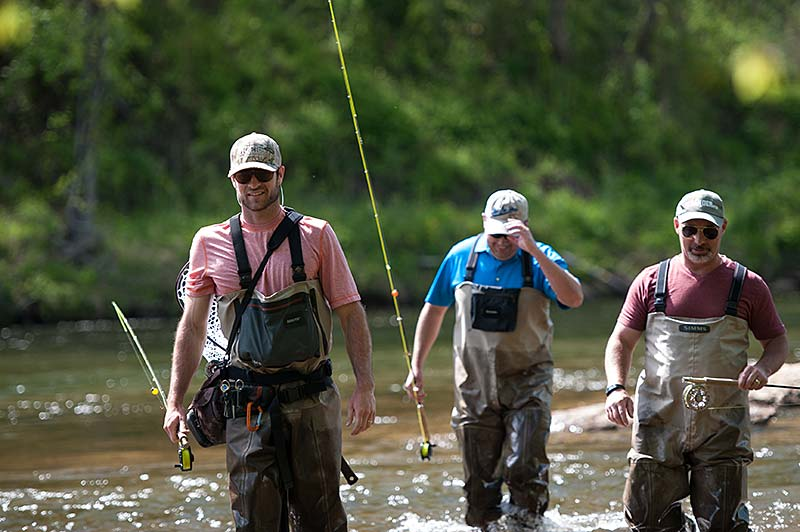 North Carolina Fly Fishing guides